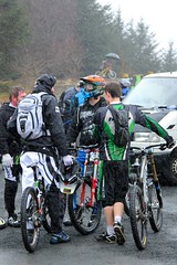 Guy Martin opens the Gisburn Forest trail centre