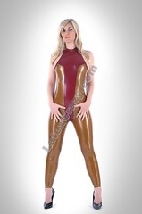 LatexCrazy (Latexcrazy) Tags: fetish rubber latex kinky catsuits latexcrazy