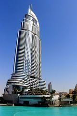 The Address Hotel (Fintrvlr) Tags: hotel dubai uae highrise scyscraper efs1855 burdubai dubaimall theaddress canoneos1100d
