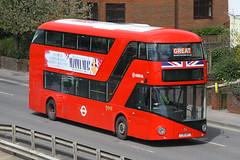 LT61 AHT, Southampton, April 18th 2013 (Southsea_Matt) Tags: bus millbrook arriva lt1 nbfl borismaster lt61aht