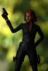 I know you are here. (herotime) Tags: blackwidow scarlettjohansson theavengers hottoys sideshowtoys 16scale natasharomanoff ironman2 captainamericathewintersoldier hottoysmoviemasterpieceseries theavengers2 actorscarlettjohansson actressscarlettjohansson scarlettjohanssondoll