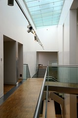 Wolverhampton Art Gallery (Nodding Pig) Tags: uk art architecture gallery wave collection extension neoclassical wolverhampton 1884 2013 juliuschatwin purcellmillertritton