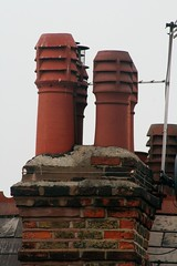 Disappearing sights in London #23 (bigjon) Tags: london chimneys disappearing
