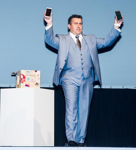 Samsung Galaxy S4 launch, Sandton
