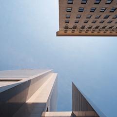 . (Ansel Olson) Tags: city windows sky urban architecture buildings virginia nikon richmond rva d700 zeissdistagon18mmf35zf