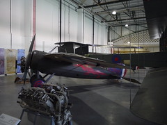 Bristol M1c (A.Nilssen Photography) Tags: london museum bristol airplane fighter aircraft aviation wwi ww1 greatwar warbird raf biplane worldwar1 hendon royalairforce monoplane 2013 m1c