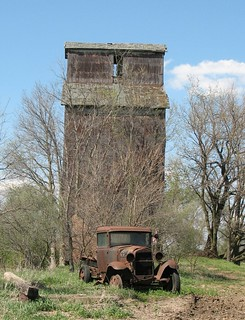 The Old Langley Elevator