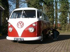 "BE-58-72 Volkswagen Transporter kombi 1966 • <a style=""font-size:0.8em;"" href=""http://www.flickr.com/photos/33170035@N02/8701624489/"" target=""_blank"">View on Flickr</a>"