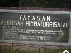 Yayasan Al Bi'tsah Desa Mekarrahayu