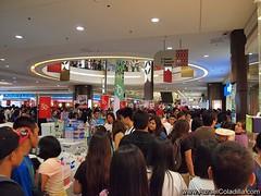 SM City Bacoor day 2 - sale March 5, 2013 photos by Azrael Coladilla