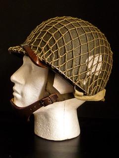 US M1 Helmet WW2 101st Airborne Division.