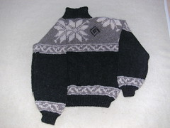 Sweater i 100% Islandsk Uld (Knitting/strik) Tags: strik