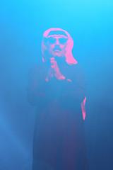 photoset: donaufestival: concert impressions (Krems, 4.5.2013)