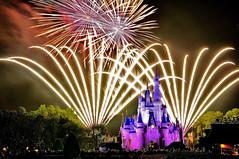 Magic Kingdom Dec-2011 (wdwSteve) Tags: nikon fireworks magic kingdom disneyworld d90 sigma1750mmf28