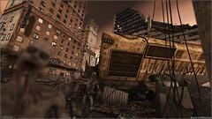 Ruins (sedor) Tags: train poser zombie render apocalypse ruin da daz stonemason tomalin