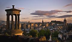 Edinburgh (www.steverochephotography.com) Tags: city castle beauty scotland ancient nikon edinburgh carlton place hill d800