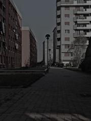 Vivere nel grigio #02 (paolo_pantrini_90) Tags: casa grigio periferia piacenza citt palazzi umanit quartieri metropoli