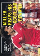 Scotland vs Holland - 1982 - Page 18 (The Sky Strikers) Tags: scotland holland netherlands official programme hampden park glasgow 60p international friendly