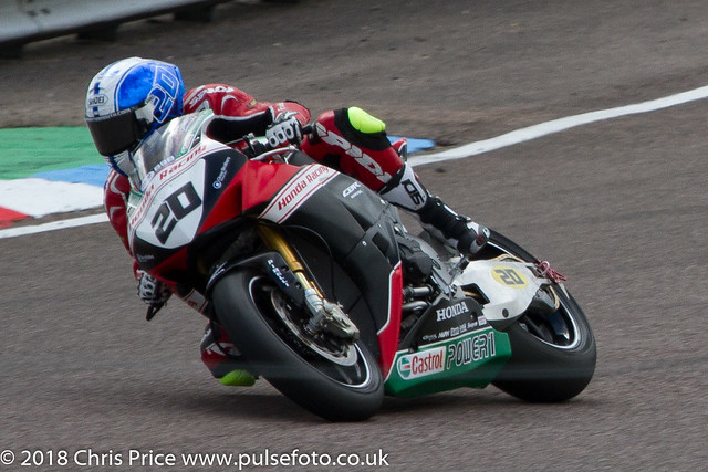 MCE British Superbikes warm up, Thruxton July 24th 2016
