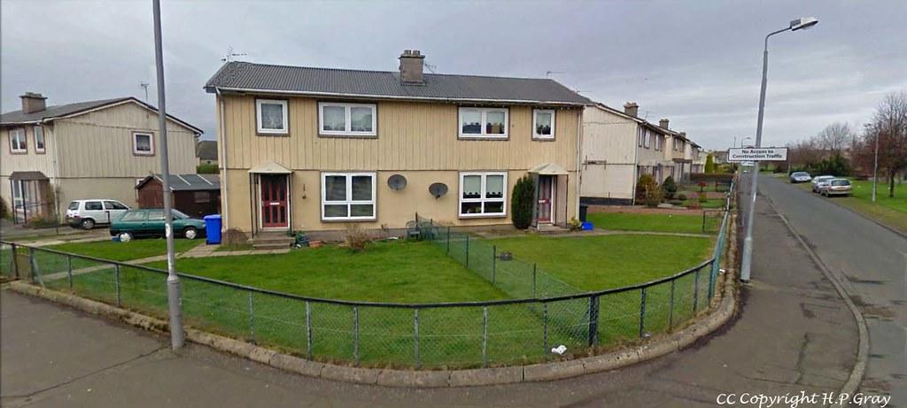New Homes Kilmarnock