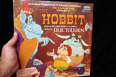 Day 2760 - Day 204 (rhome_music) Tags: record hobbit thehobbit recording jrrtolkien tolkien disneylandrecords rankinbass soundtrack musictomyears 365days 365days2016 365more daysin2016 photosin2016 365alumni year8 365daysyear8 dailyphoto photojournal dayinthelife 2016inphotos apicaday 2016yip photography canon canonphotography eos 7d