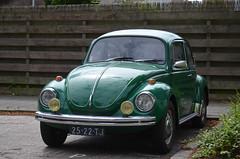 1972 Volkswagen Kever 25-22-TJ (Stollie1) Tags: 1972 volkswagen kever 2522tj almere