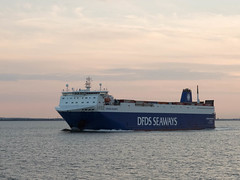 Grimsby (thulobaba) Tags: boat ship offshore grimsby port dfds