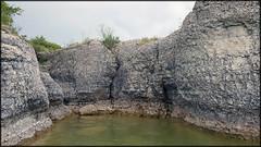 Limestone Cliffs - Steep Rock MB (Desire2Travel) Tags: limestone limestonecliffs steeprock manitoba lakemanitoba canada