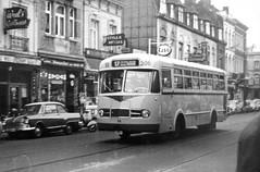 158 17 (brossel 8260) Tags: belgique bus liege stil