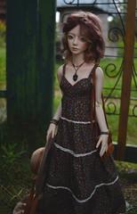 August (hoe-nir) Tags: zaoll bjd dollmore luv sundress handmade dress