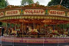 HFF :-) (fxdx) Tags: hff fence carousel edinburgh scotland nex6