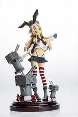 Shimakaze-9 (DocMonkey) Tags: shimakaze kantai kantaicollection kancolle anime figure resin garagekit wf2014 tssystem 艦隊これくしょん 艦これ