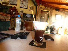 Freddo Cappucino (RobW_) Tags: freddo cappucino iced coffee freddiesbar tsilivi zakynthos greece sunday 14aug2016 august 2016