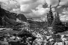 Snowy Range (Kamal H.) Tags: snowyrange wy mountains clouds trees river lake nature landscape leicam zeiss28mm