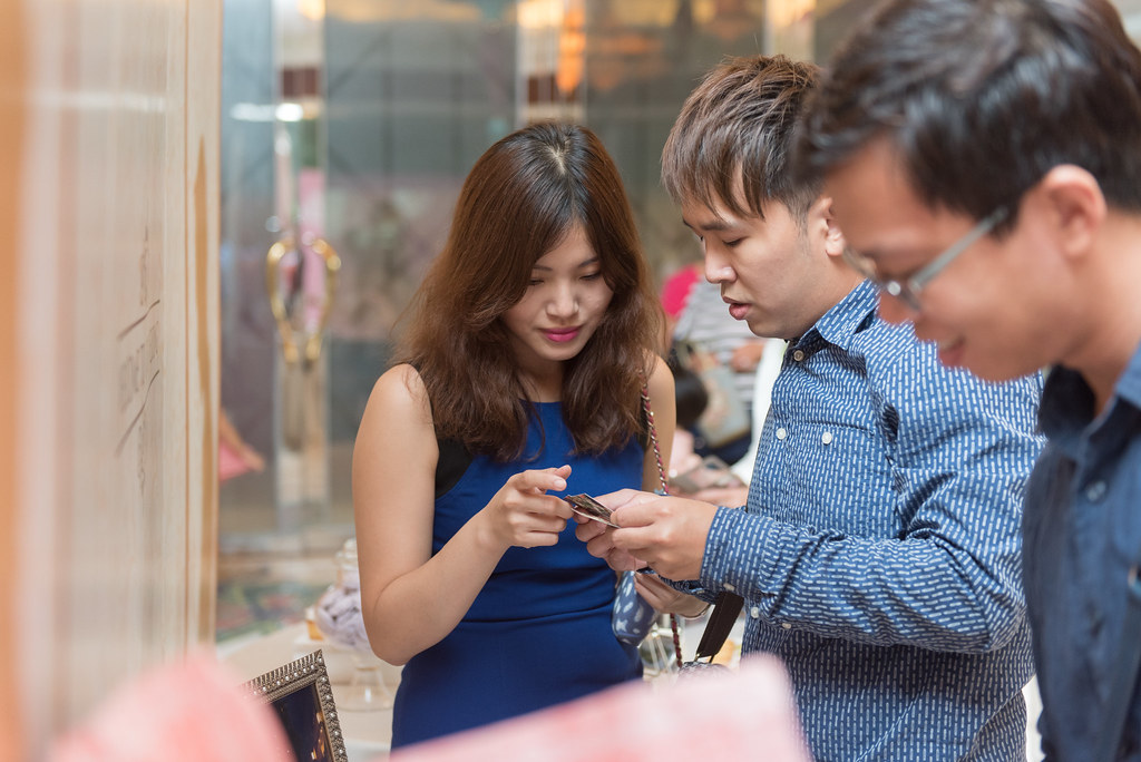 中僑花園飯店婚禮記錄雅琇與紋瑞-83