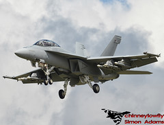 United States Navy F/A-18F Super Hornet Farnborough Airshow 2016 (chinneylowfly) Tags: united states navy fa18f super hornet farnborough airshow 2016