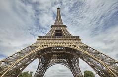 Torre Eiffel 7 (CarlosJ.R) Tags: pars torre torreeiffel eiffel