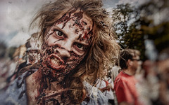 Stockholm Zombie Walk 2016 (Subdive) Tags: stockholmzombiewalk zombie zombies horror zombiewalk szw16 blood gore