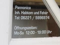20160825_140113 (Dage - Looking For Europe) Tags: pannonica heidelberg bestbar germany germania lemonade cake perfectplace quiet
