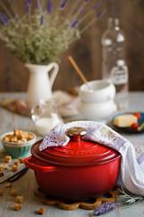 IMG_9797_exp (Helena / Rico sin Azcar) Tags: sopa crema soup coliflor cauliflower vanilla vainilla nata cream