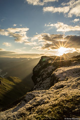 Early Morning in Glarus 2 (Anna Neycken) Tags: switzerland alps glarus mountain mountains morning early sun sunrise sky sonyalpha sonyalpha33 hiking nature landscape