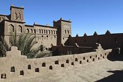 Kasbah de Skoura, Maroc (Baptiste L) Tags: morocco maroc skoura kasbah
