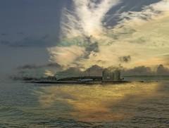 Elie Harbour. (dodfather) Tags: harbours dodfather elie nikon fife scotland