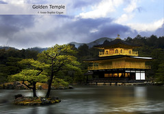 golden temple kyoto (AnneSo.g) Tags: golden temple kyoto peace