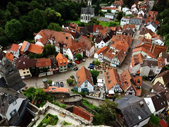 Eppstein, Germany (asterisktom) Tags: comparison 1966 1960s 2016 trip2016kazakheuro july germany phone eppstein