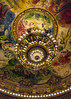 Beware the Phantom of the Opera! (France through my eyes) (docoverachiever) Tags: france light building paris ceiling mural opera ornate gilded chandelier marcchagall opéragarnier palaisgarnier thephantomoftheopera 6ws