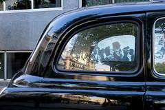 Seville streets: back to the past (frolik2001) Tags: callejeo city calle ciudad color conceptual conceptualimage cristal eduardoaponce explore frolik2001 fujifilm flickr past pasado street sevilla streetphotography seville tiempo time urban urbana urbanlifeinmetropolis xt1