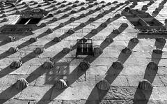 Diagonales y conchas (Jo March11) Tags: salamanca castillalen espaa spain conchas casadelasconchas sombras diagonales luz arquitectura ieletxigerra idoiaeletxigerra eletxigerra canon canoneos