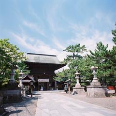 R1-45 -  (redefined0307) Tags:   japan niigata zenzabronicas2 zenzabronica bronicas2 mediumformat film travel fujifilmpro400h summer