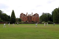 Wonderful setting (elefriendly) Tags: ibmshcc droxford cricket newplace